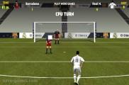 El Clásico: Soccer Match Penalty