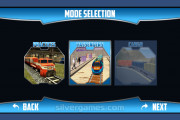 Electric Train Simulator: Mode Selection