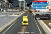 Emergency Ambulance Simulator: Driving