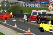 Emergency Ambulance Simulator: Gameplay