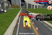Krankenwagen Simulator: Hospital