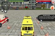 Krankenwagen Simulator: Simulator