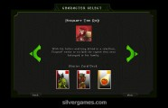 Epic War 5: Character Select