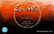 Эпическая Война: Menu
