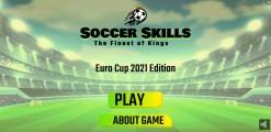 Euro Cup 2021: Menu