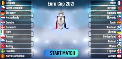Euro Cup 2021: Euro Cup Gameplay