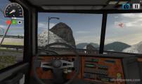 Euro Truck Driver Simulator: Cockpit View