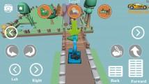 Excavator Building Master: Gameplay Transporting
