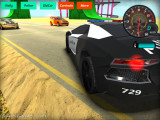 Extreme Car Stunts 3D: Police Car Stunt