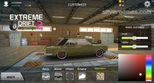Extremes Driften 2: Gameplay Customize Car