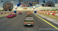 Extremes Driften 2: Gameplay Race Start