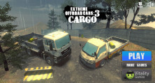 Extreme Offroad Cars 3: Cargo: Menu