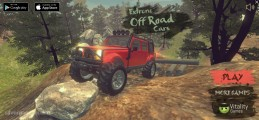 Extreme Offroad Cars: Menu
