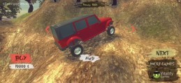 Extreme Offroad Cars: Garage Car Selection