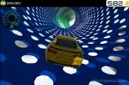 Extreme Sky Racing: Tunnel Racing Gameplay