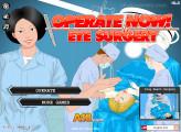 Augenoperation: Menu