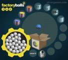 Factory Balls 4: Gameplay Ball Coloring