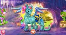 Märchen Drache: Dragon Dress Up