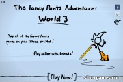 Fancy Pants 3: Adventure Game
