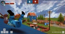 Farm Clash 3D: Gameplay Shooting