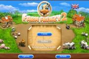Farm Frenzy 2: Menu