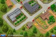 Farm Frenzy 2: Level Map