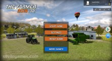 Farming Simulator: Menu