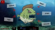 Feed Us: Fish Shop Upgrade