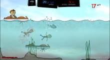 Feed Us: Piranha Gameplay Bloody