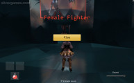 Female Fighter: Menu