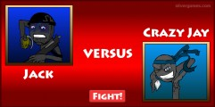 Fighters Rampage: Fighting Gameplay