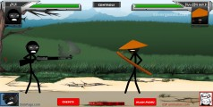 Fighters Rampage: Battle Duell Gameplay