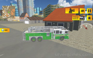 Fire Truck Simulator: Driving Game