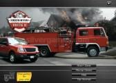 Feuerwehrauto 2: Menu