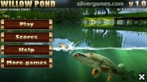 Fishing Simulator: Menu