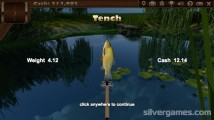 Fishing Simulator: Caught Fish Tench