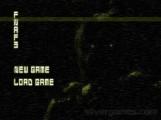 Пять Ночей С Фредди 3: Menu