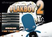 Flakboy 2: Menu
