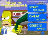 Flanders Killer 6: Menu