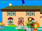 Flanders Killer 6: Shooting Gameplay Simpsons