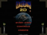 Flash DOOM 2D: Menu