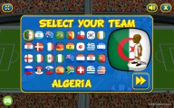 Flicking Soccer: Team Selection