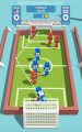 Flip Goal: Aiming Soccer Gameplay
