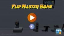 Flip Master Home: Menu
