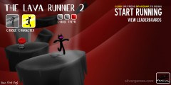 Flood Runner 2: Menu