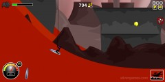 Flood Runner 2: Gameplay Jumping Stickman