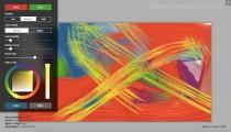 Fluid Paint: Colors Drawing