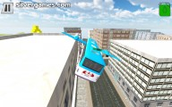 Flying Bus Simulator: Gameplay