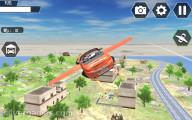 Flying Car Extreme Simulator: Flying Car