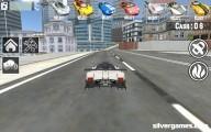 Flying Car Simulator: Gameplay Driving City